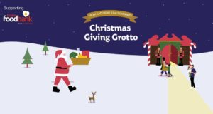 Experience true Christmas magic with The Mall's Giving Grotto – open from Saturday 23rd November to Xmas Eve