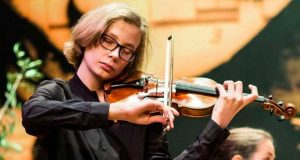 Music in the Museum: Violin Duo from Rising Stars